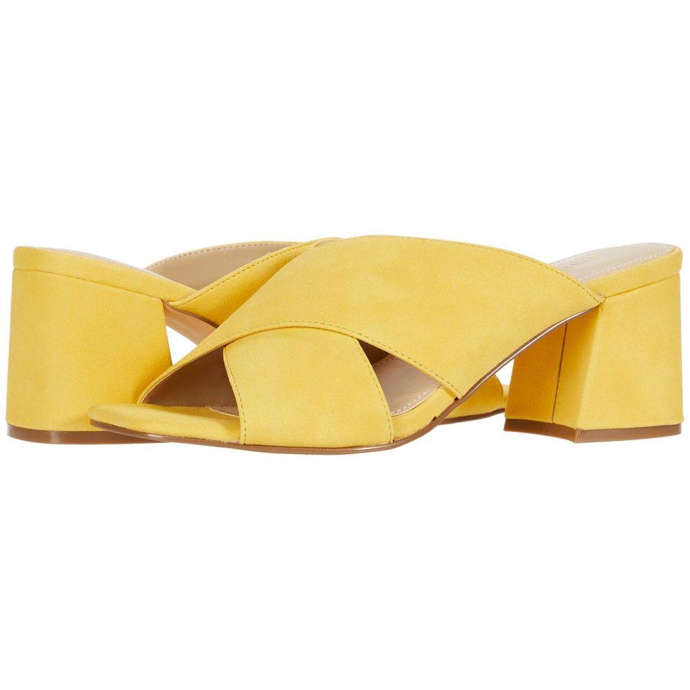 ナインウエスト Nine West レディース サンダル・ミュール シューズ・靴【Glimpse】Yellow