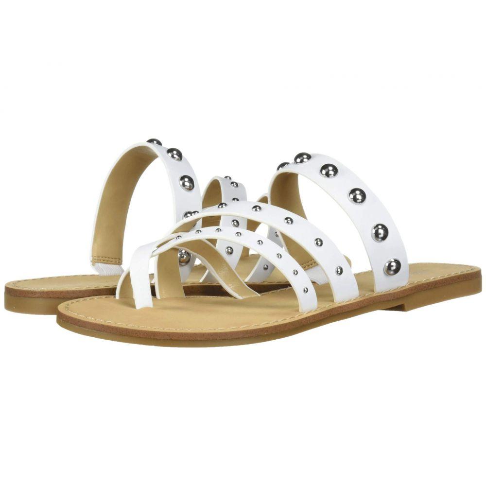 ナインウエスト Nine West レディース サンダル・ミュール シューズ・靴【Clara】White