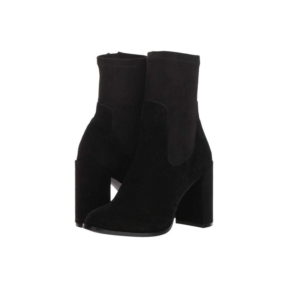 チャイニーズランドリー Chinese Laundry レディース ブーツ シューズ・靴【Capricorn】Black Suede