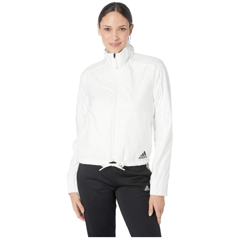 アディダス adidas Outdoor レディース ジャケット アウター【Light Insulated Jacket】Core White