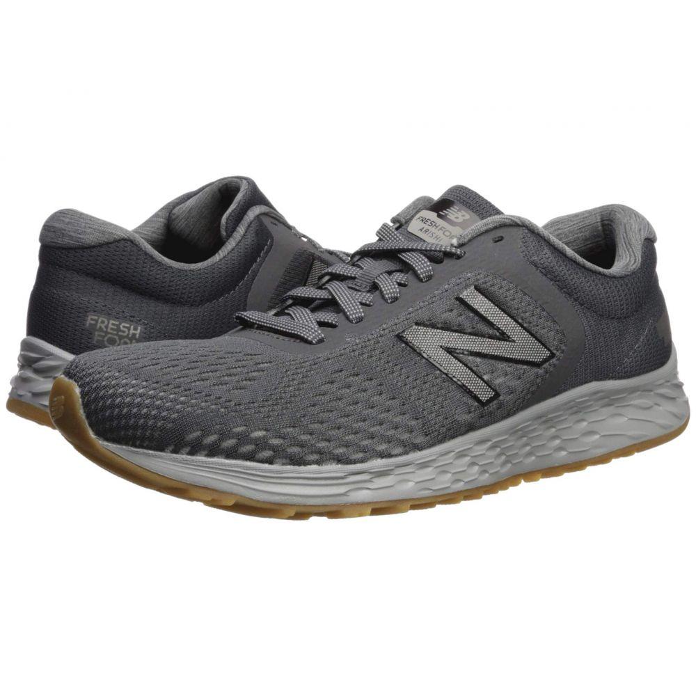 ニューバランス New Balance メンズ ランニング・ウォーキング シューズ・靴【Fresh Foam Arishi v2】Magnet/Grey