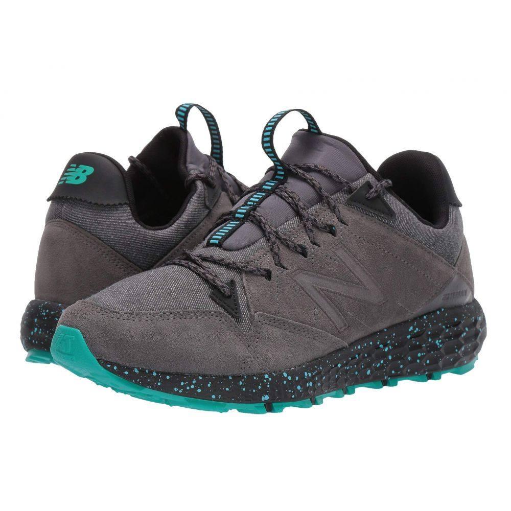 ニューバランス New Balance メンズ ランニング・ウォーキング シューズ・靴【Fresh Foam Crag Trail】Magnet/Verdite