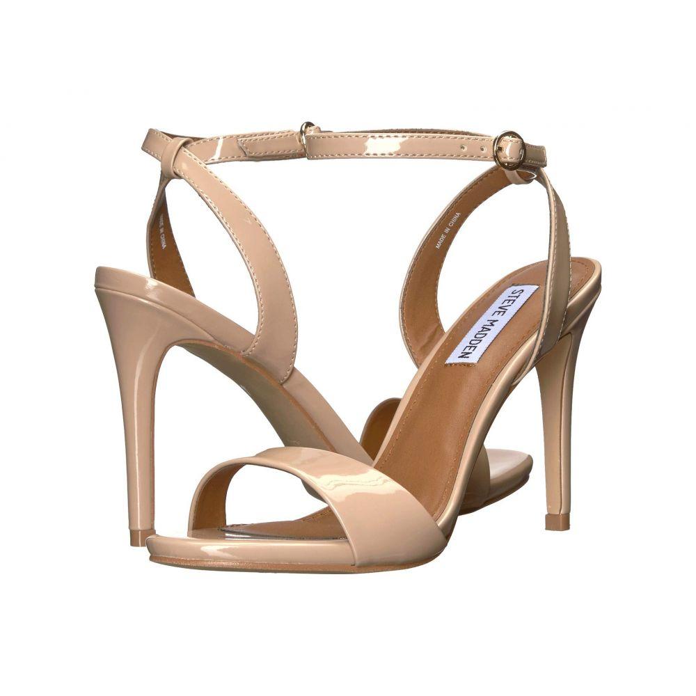 スティーブ マデン Steve Madden レディース サンダル・ミュール シューズ・靴【Reno】Nude Patent
