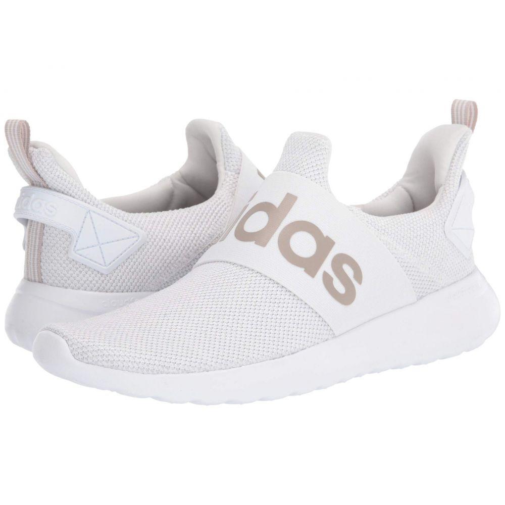 アディダス adidas レディース スニーカー シューズ・靴【Lite Racer Adapt】White/White/Orbit Grey