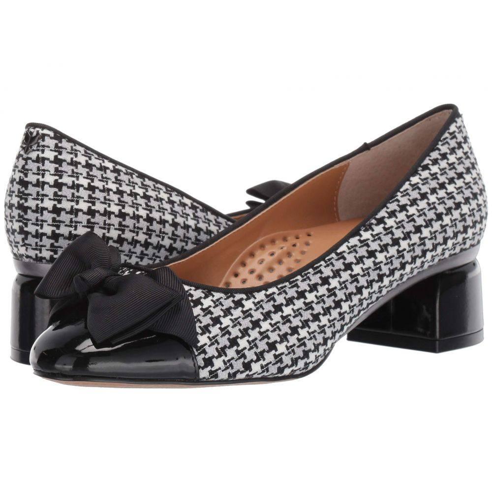 ジェイレニー J. Renee レディース パンプス シューズ・靴【Gelar】Black/White/Gray
