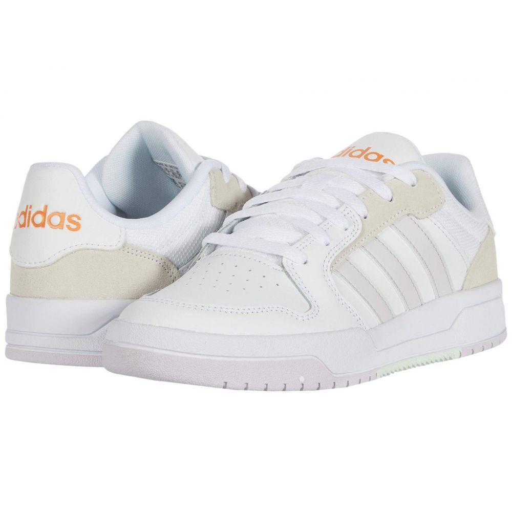 アディダス adidas レディース スニーカー シューズ・靴【Entrap】Footwear White/Dash Grey/Amber Tint