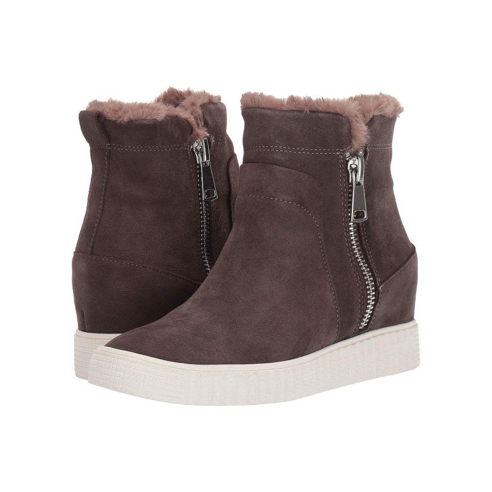 スティーブン ニューヨーク STEVEN NEW YORK レディース スニーカー シューズ・靴【Bamby】Dark Grey