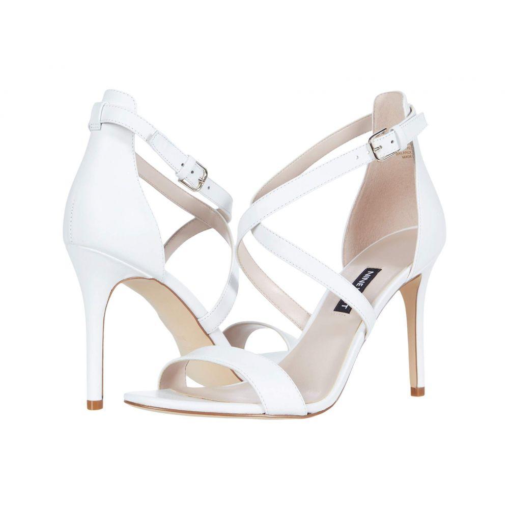 ナインウエスト Nine West レディース サンダル・ミュール シューズ・靴【Mydebut】White