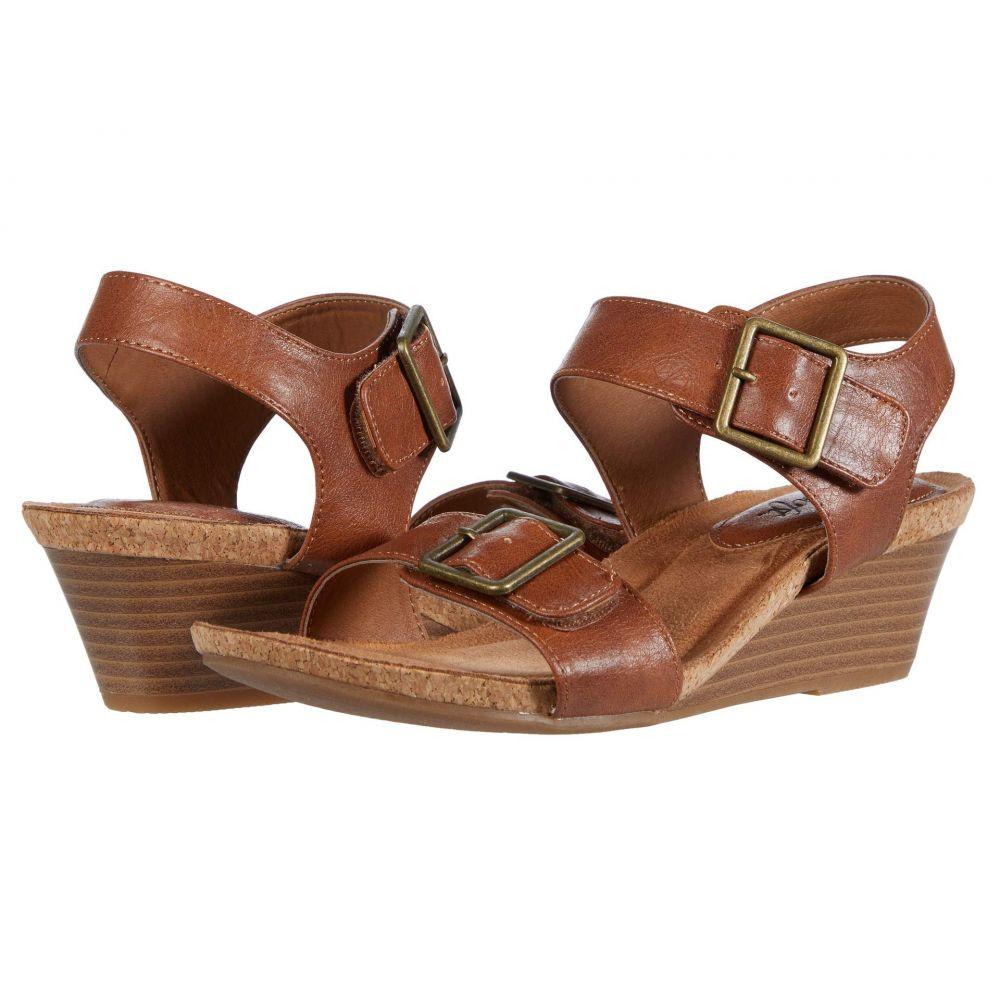 ユーロソフト EuroSoft レディース サンダル・ミュール シューズ・靴【Varissa】Cognac