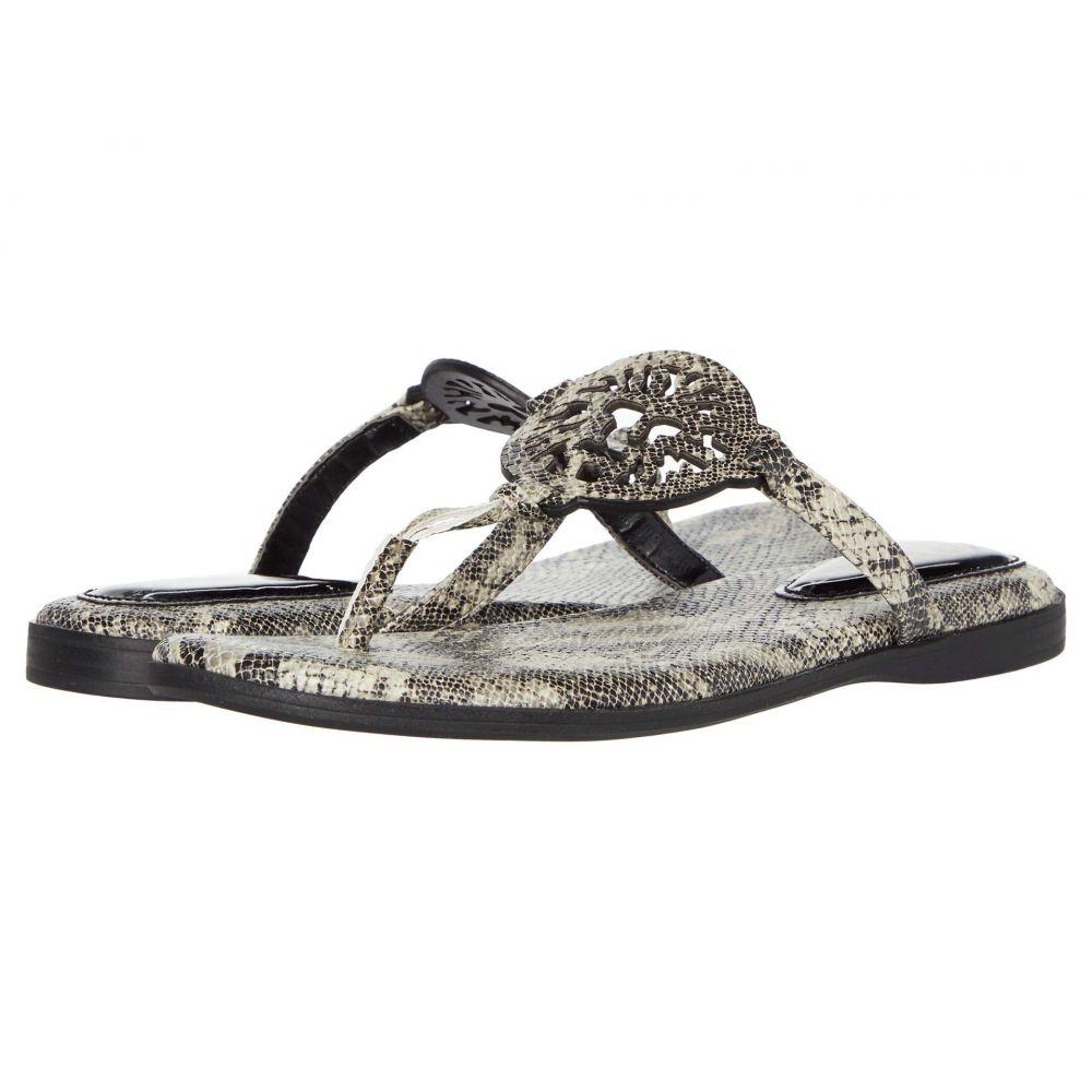 アン クライン Anne Klein レディース ビーチサンダル シューズ・靴【Alltheway】White Multi