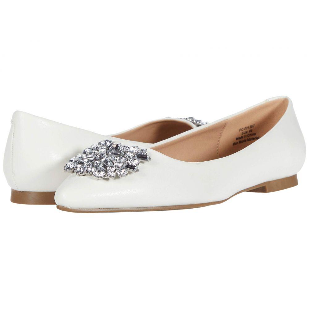 ジュルネ コレクション Journee Collection レディース スリッポン・フラット シューズ・靴【Renzo】Ivory