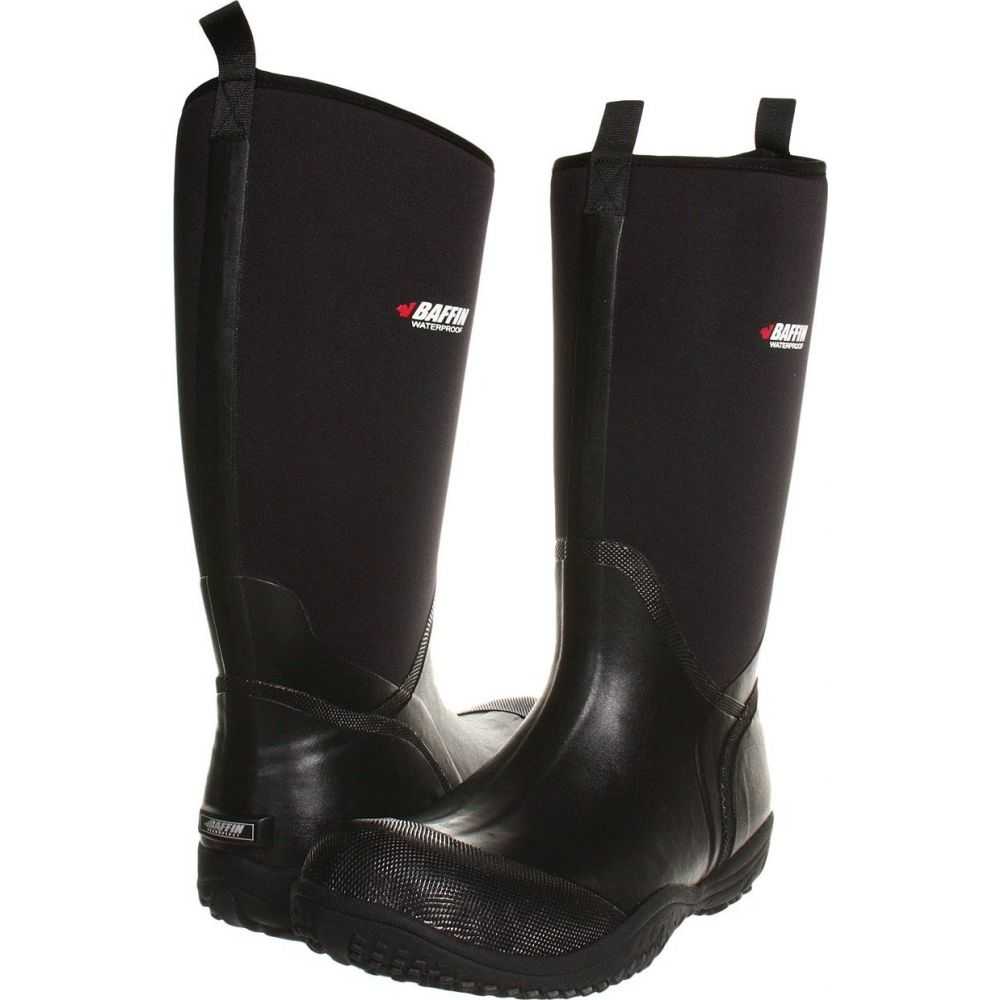 バフィン メンズ 人気ブランド ハイキング 登山 メーカー再生品 シューズ Meltwater Baffin 靴 Black サイズ交換無料