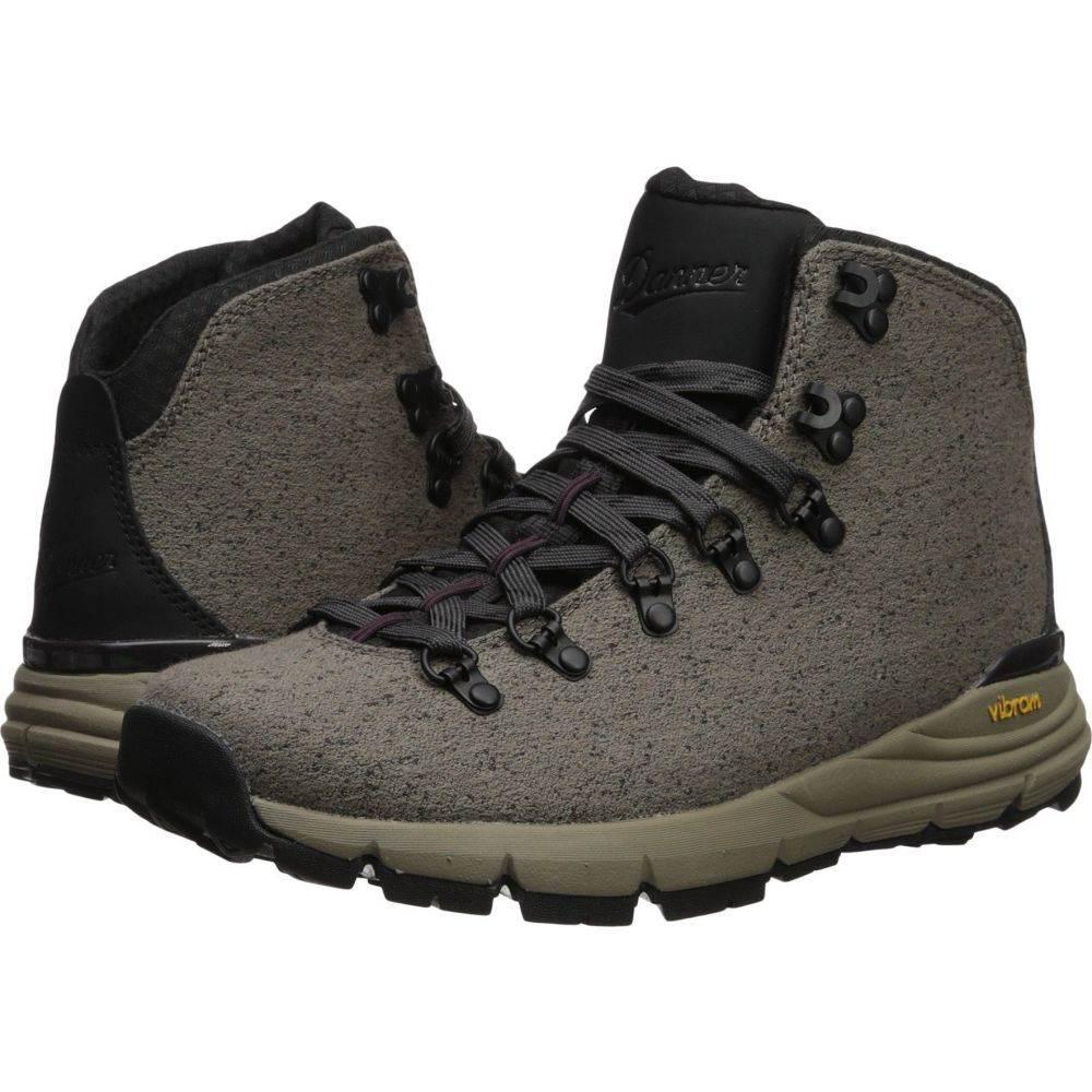 ダナー レディース ハイキング 登山 シューズ 靴 Mountain EnduroWeave 600 在庫処分 サイズ交換無料 Timberwolf 輸入 Danner