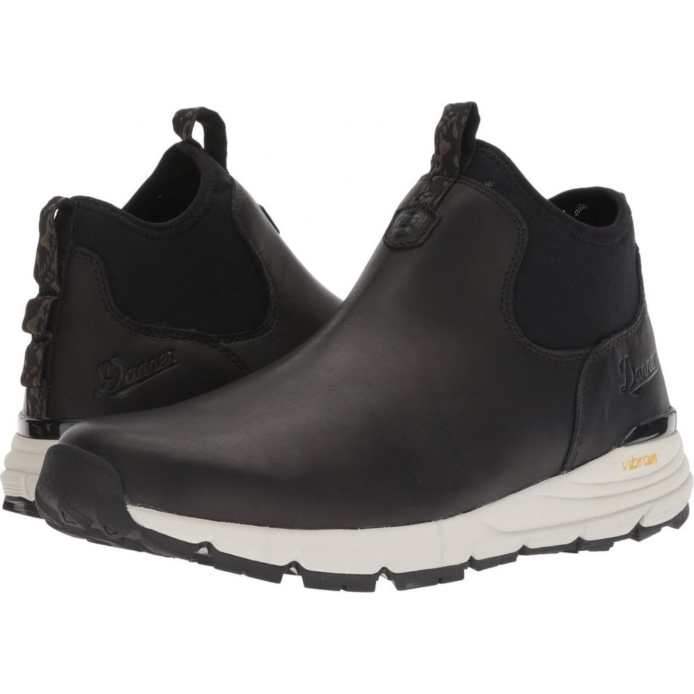 ダナー メンズ ハイキング 割り引き 登山 シューズ 靴 サイズ交換無料 Chelsea 高額売筋 Danner Mountain 600 Black