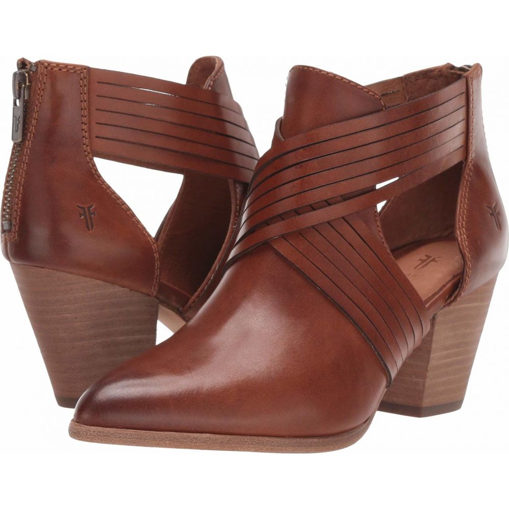 フライ Frye レディース ブーツ シューズ・靴【Reed Horizon Bootie】Caramel Antique Pull Up
