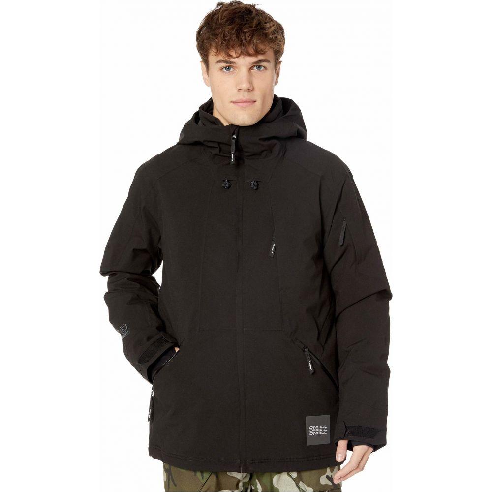 オニール O'Neill メンズ スキー・スノーボード ジャケット アウター【Total Disorder Jacket】Black Out