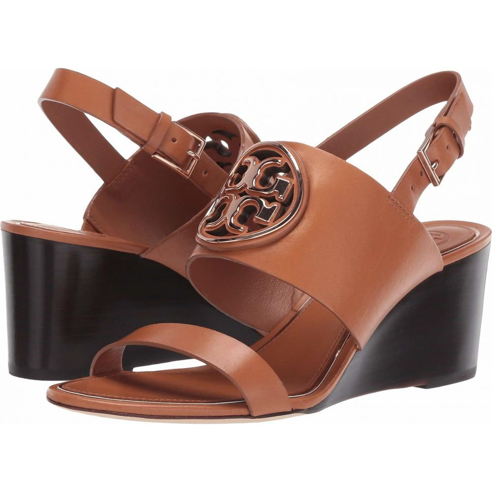 トリー バーチ Tory Burch レディース サンダル・ミュール ウェッジソール シューズ・靴【65mm Metal Miller Wedge】