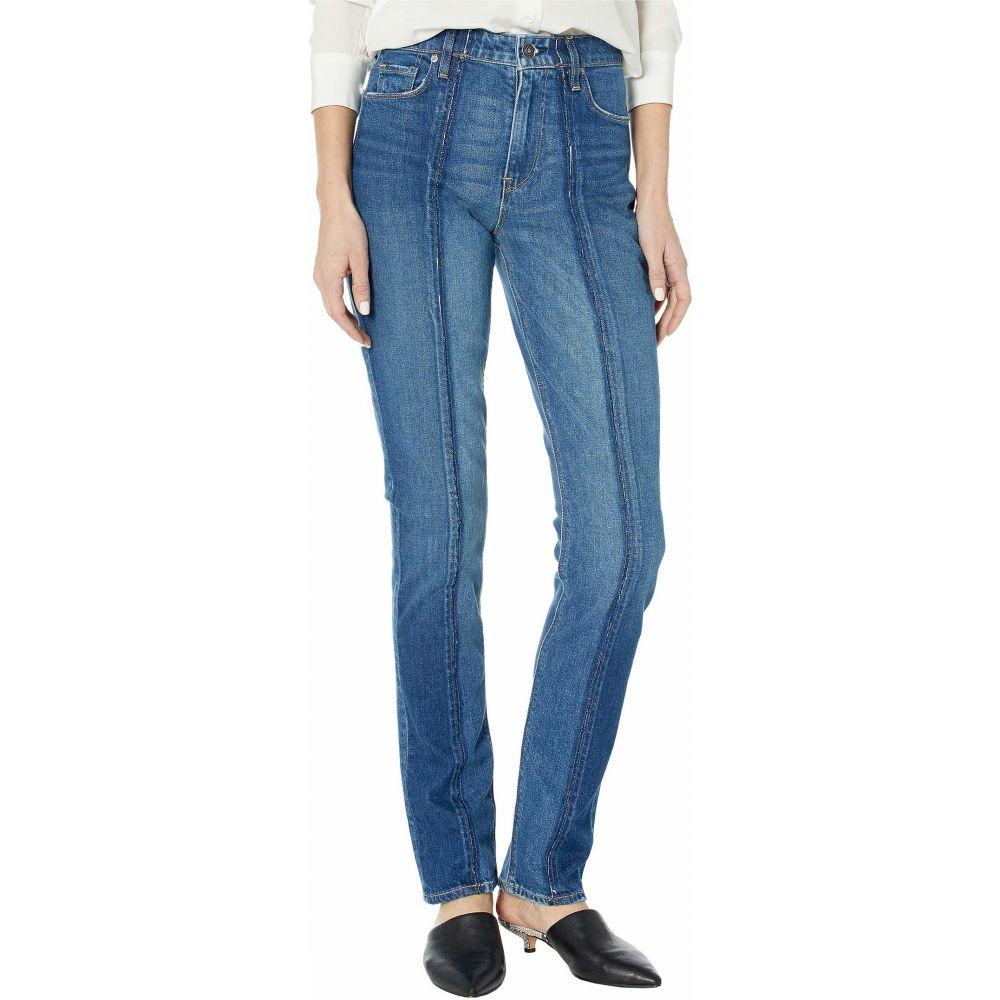 ハドソンジーンズ Hudson Jeans レディース ジーンズ・デニム ボトムス・パンツ【Holly Straight in Blue Skies】Blue Skies