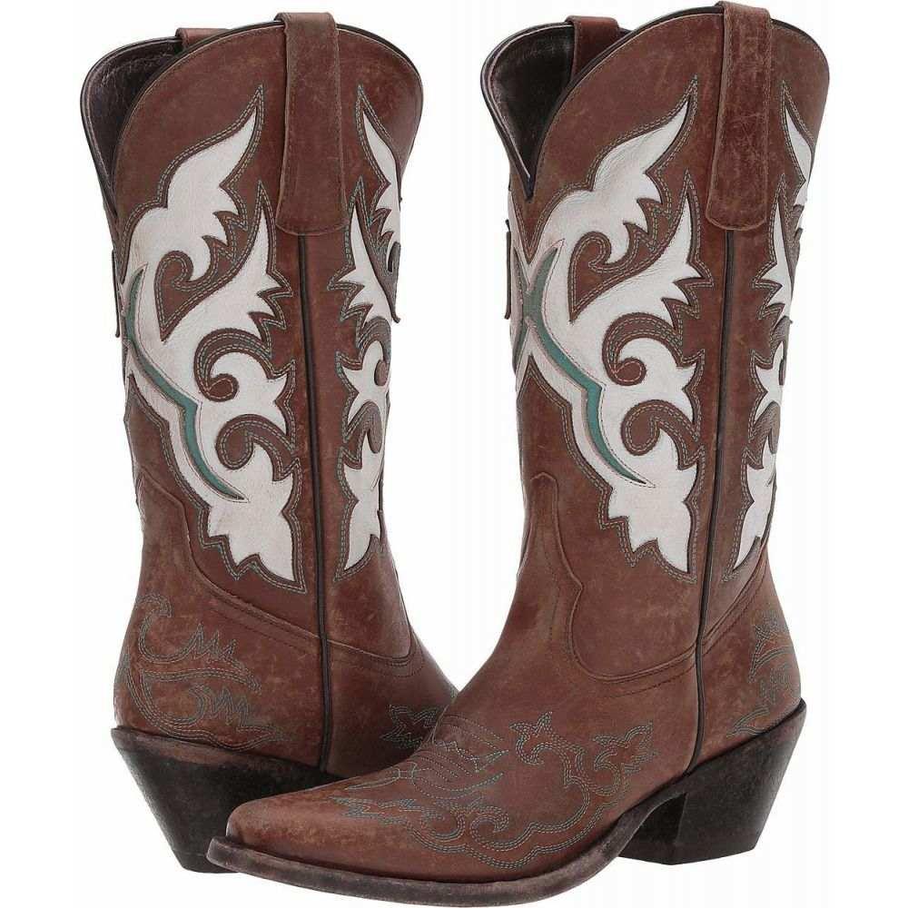 マチス Matisse レディース ブーツ シューズ・靴【Stampede】Brown Leather