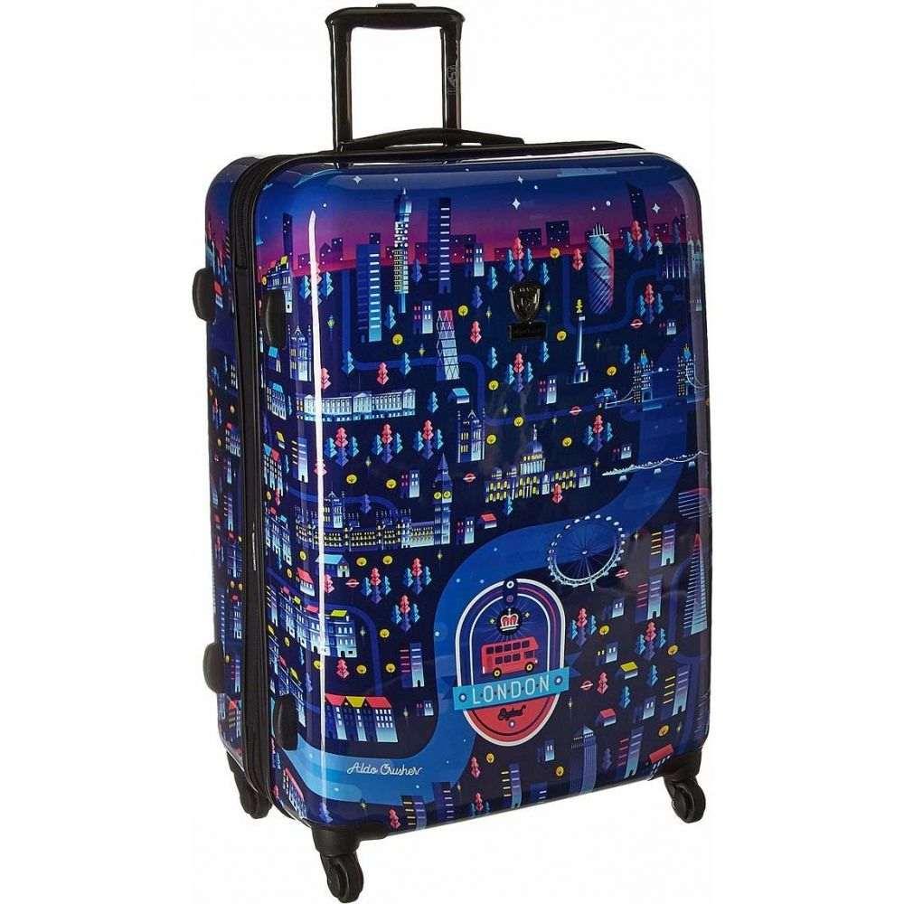 ヘイズ Heys America ユニセックス スーツケース・キャリーバッグ バッグ【Aldo Crusher Twilight 30 Spinner】Multicolor