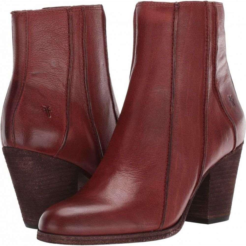 フライ Frye レディース ブーツ シューズ・靴【Essa Seam Bootie】Rust Leather