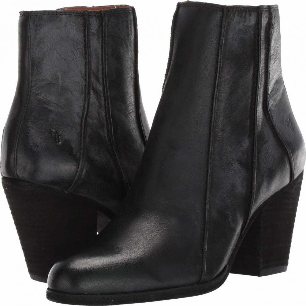 フライ Frye レディース ブーツ シューズ・靴【Essa Seam Bootie】Black Leather