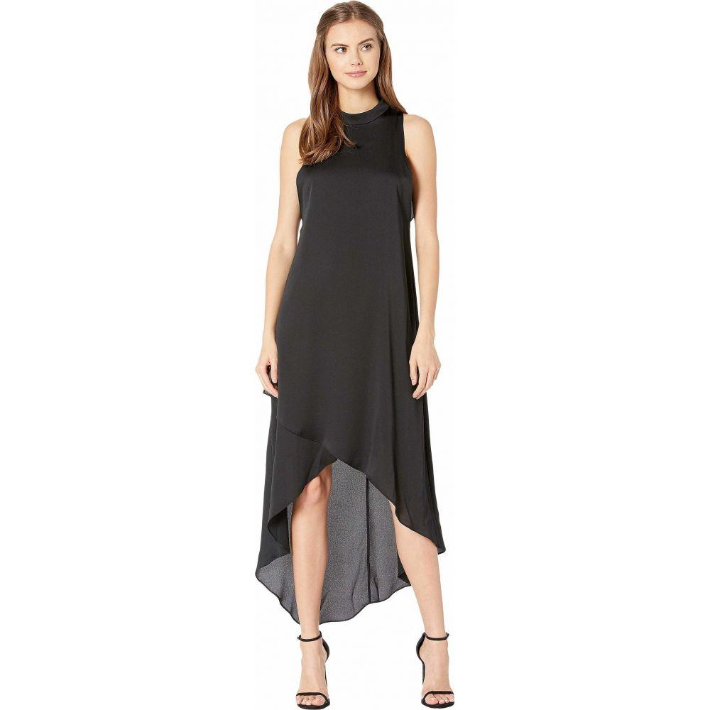 ビーシービージーマックスアズリア BCBGMAXAZRIA レディース ワンピース ノースリーブ ワンピース・ドレス【Asymmetrical Hem Sleeveless Dress】Black