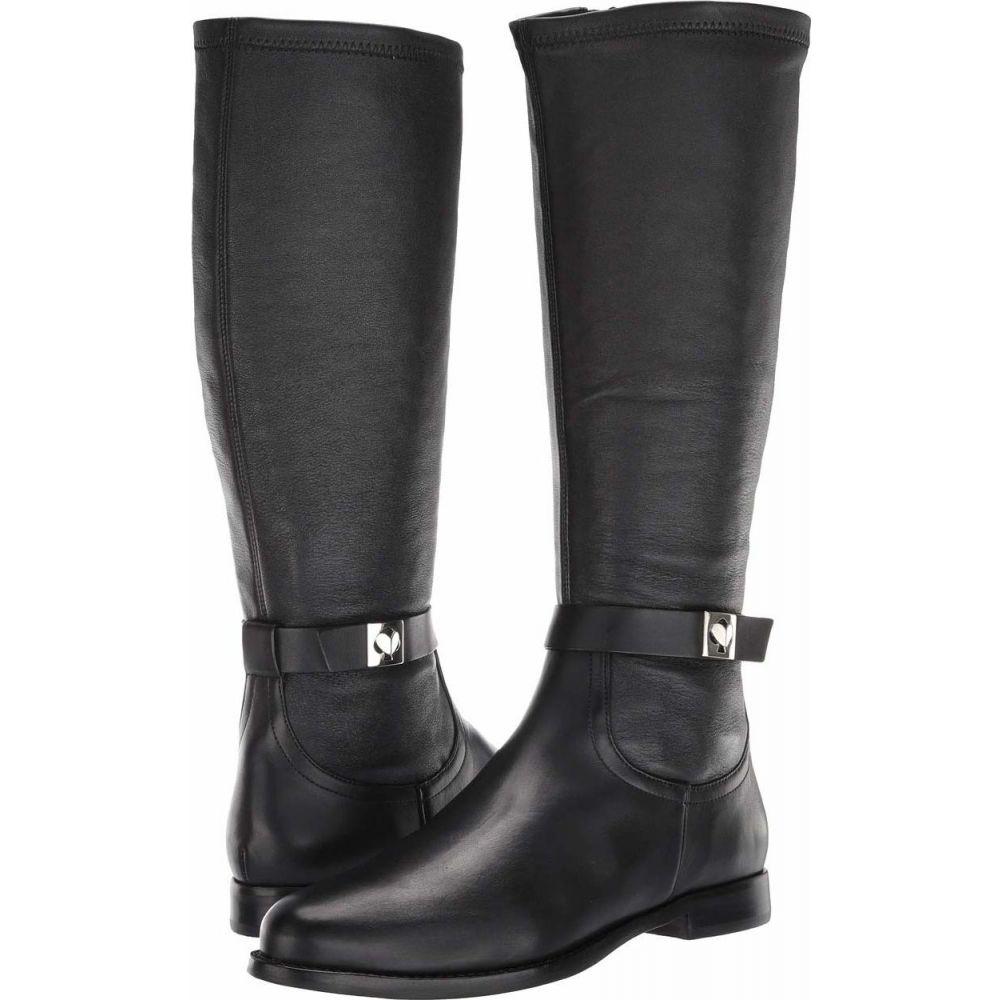 ケイト スペード Kate Spade New York レディース ブーツ シューズ・靴【Verona】Black Nappa