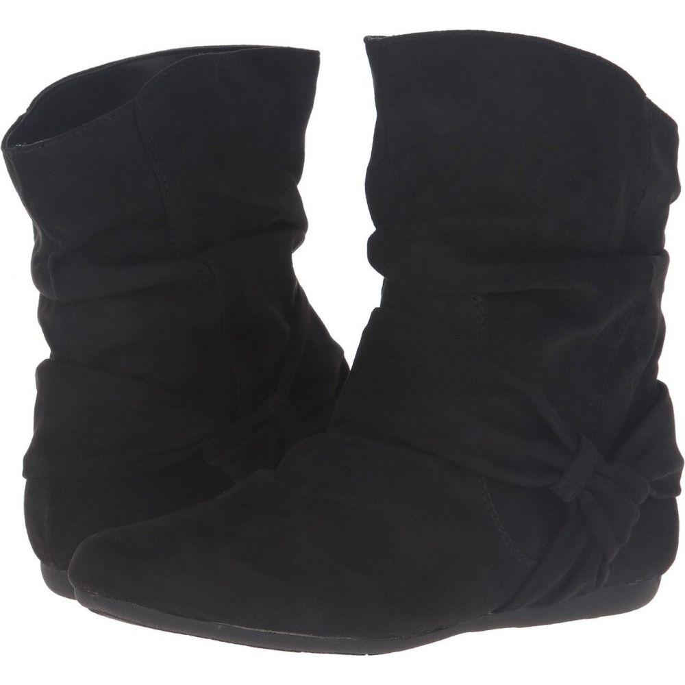 レポート Report レディース ブーツ シューズ・靴【Evalynn】Black
