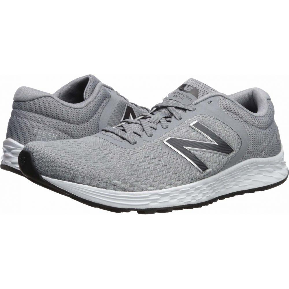 ニューバランス New Balance メンズ ランニング・ウォーキング シューズ・靴【Fresh Foam Arishi v2】Grey/Grey