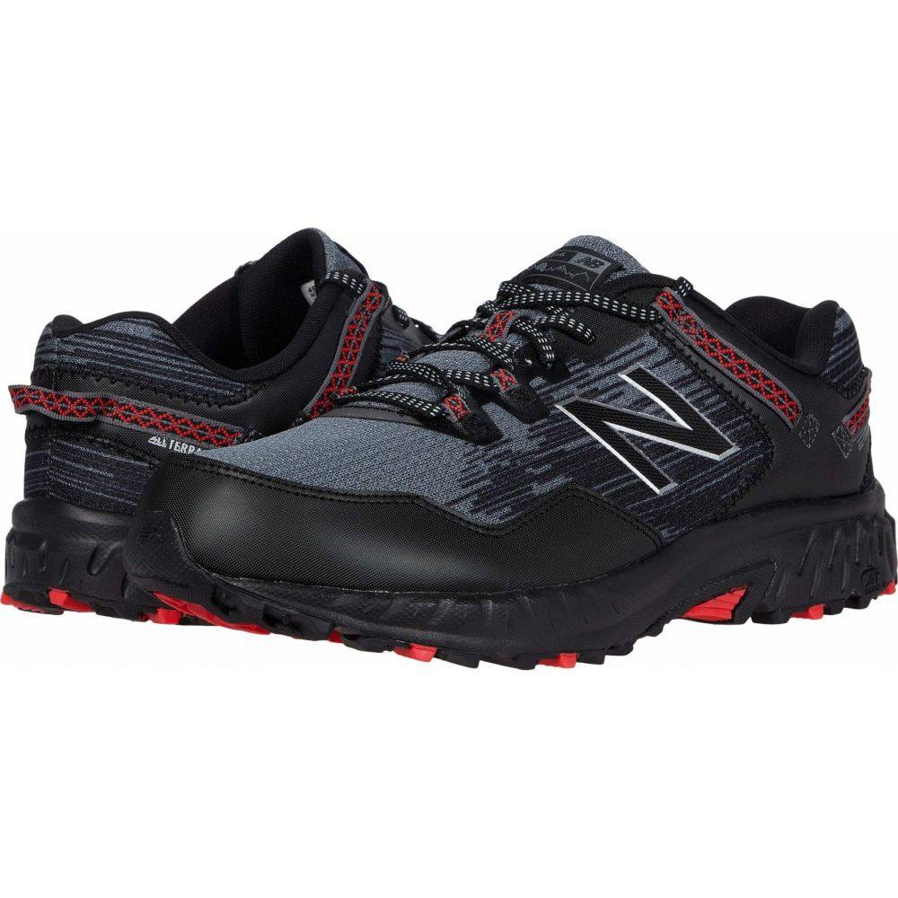 ニューバランス New Balance メンズ ランニング・ウォーキング シューズ・靴【410v6】Black/Castlerock/Energy Red