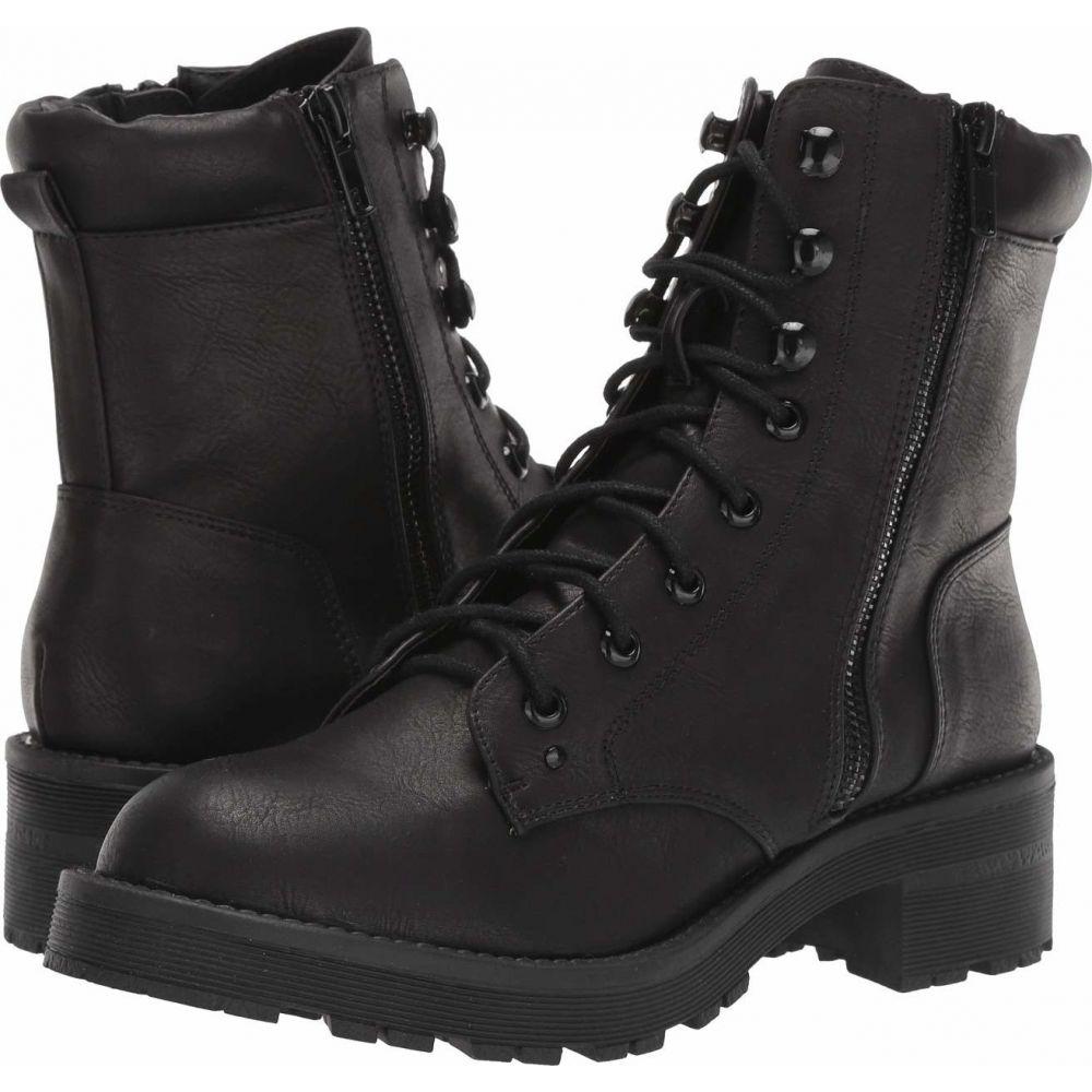 ミア MIA レディース ブーツ シューズ・靴【Dean】Black