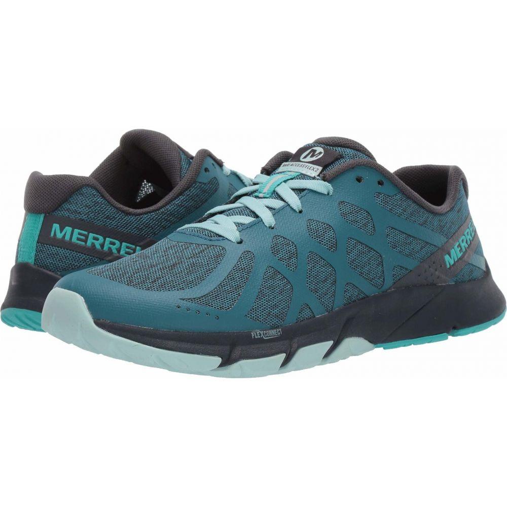 メレル Merrell レディース ランニング・ウォーキング シューズ・靴【Bare Access Flex 2】Dragonfly