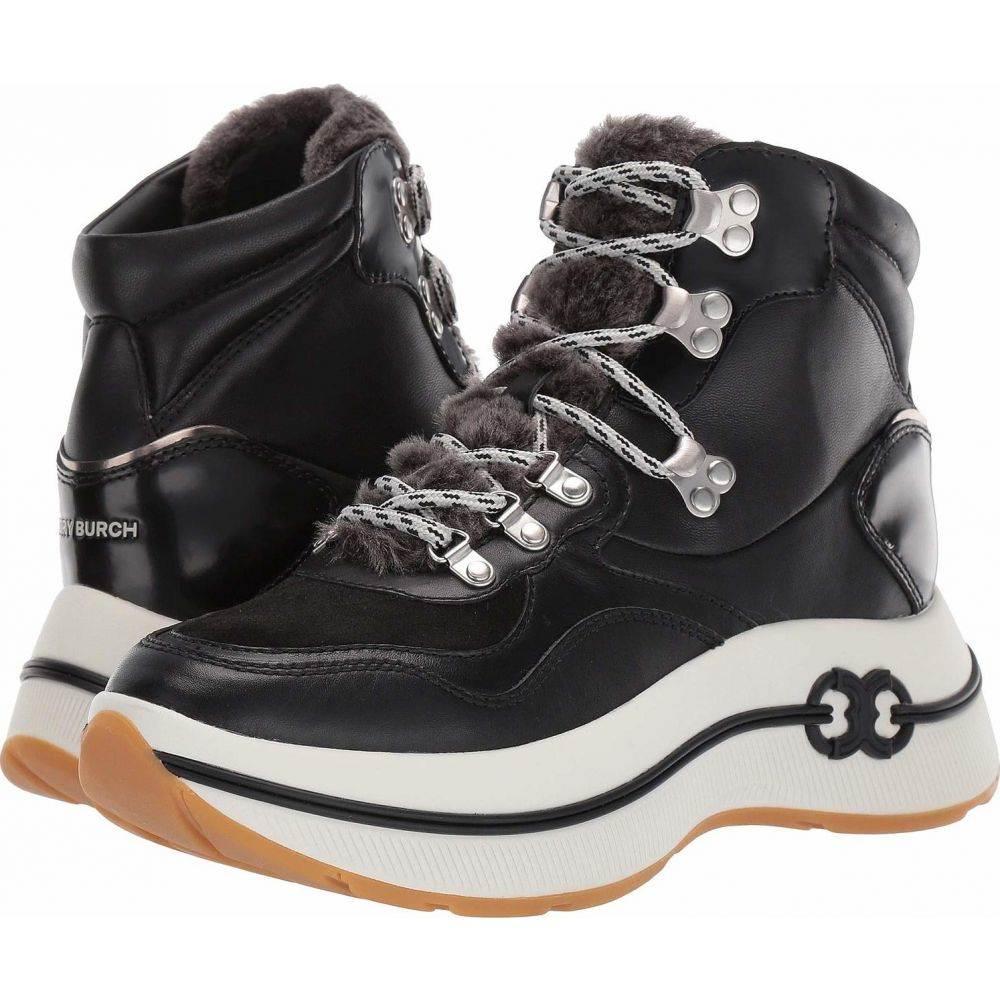 トリー バーチ レディース ハイキング 登山 シューズ 靴 Black サイズ交換無料 ブーツ Burch 定番から日本未入荷 Platform Gemini Hiking Link 定価の67%OFF Tory Boot