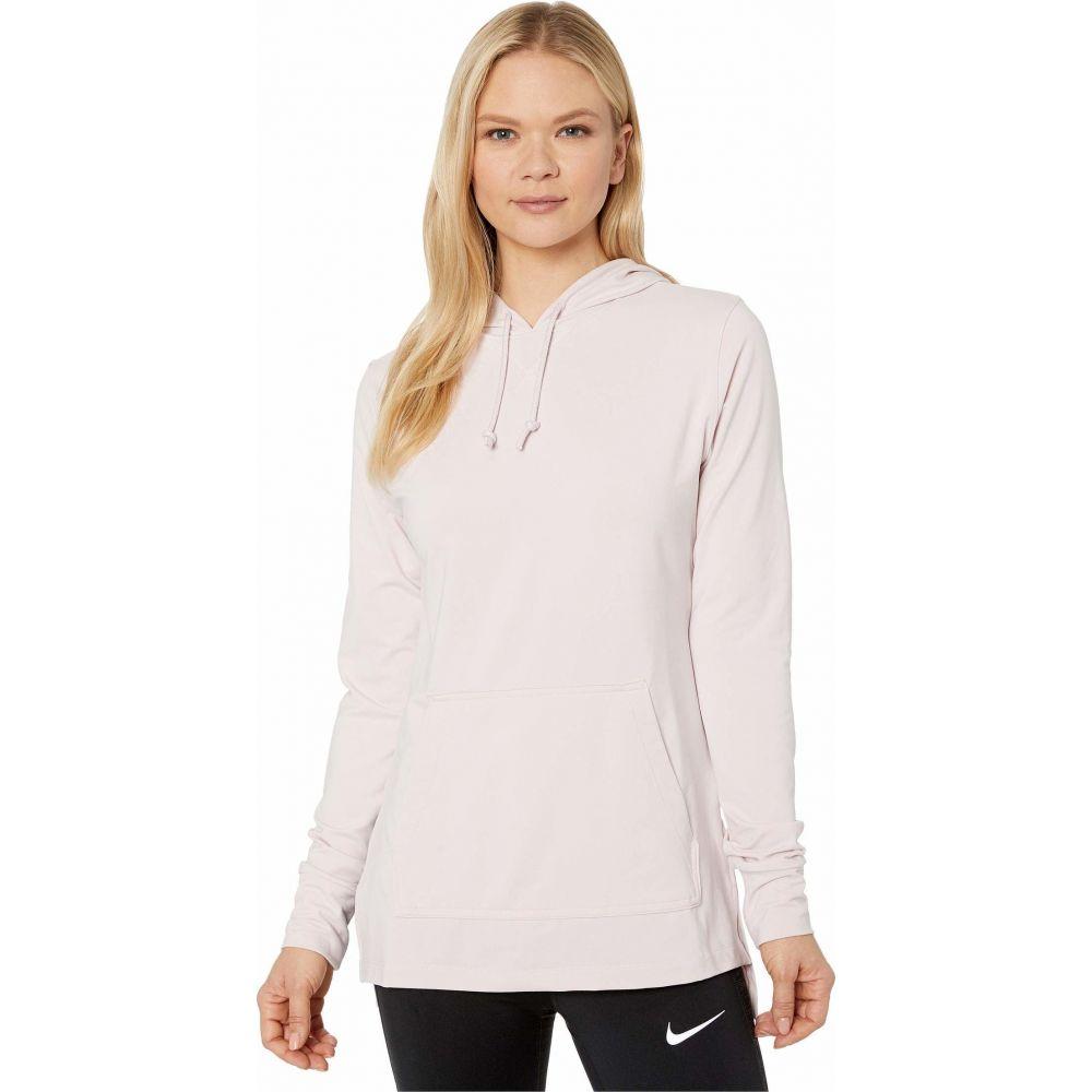ナイキ Nike レディース ヨガ・ピラティス トップス【Yoga Cover-Up】Barely Rose/Plum Chalk