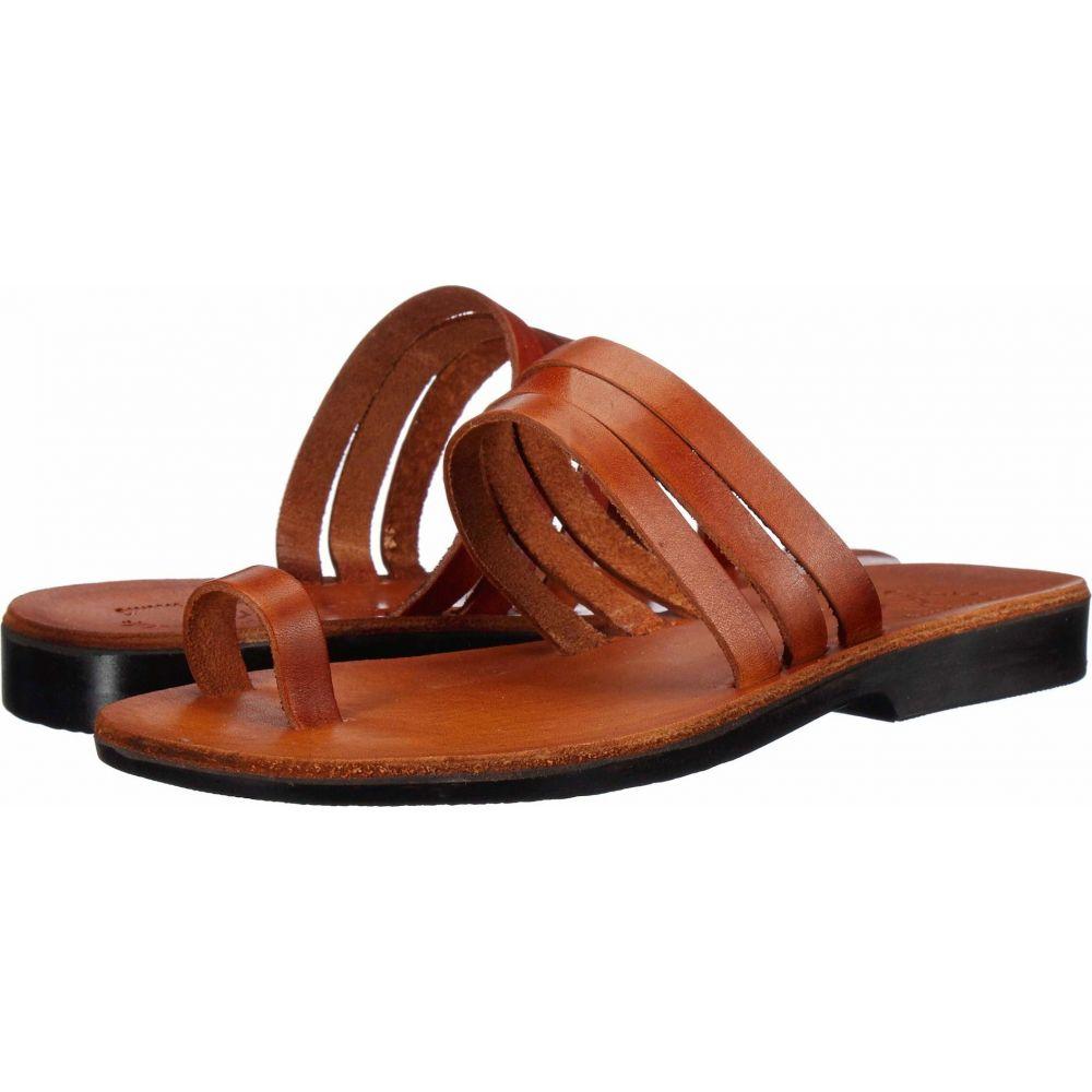 エルサレムサンダル Jerusalem Sandals レディース サンダル・ミュール シューズ・靴【Angela】Honey