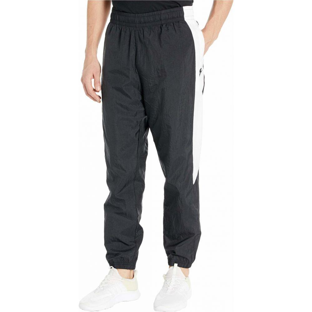 ナイキ Nike メンズ ボトムス・パンツ 【NSW Pants Woven Cuffed Color Block】Black/White/Black