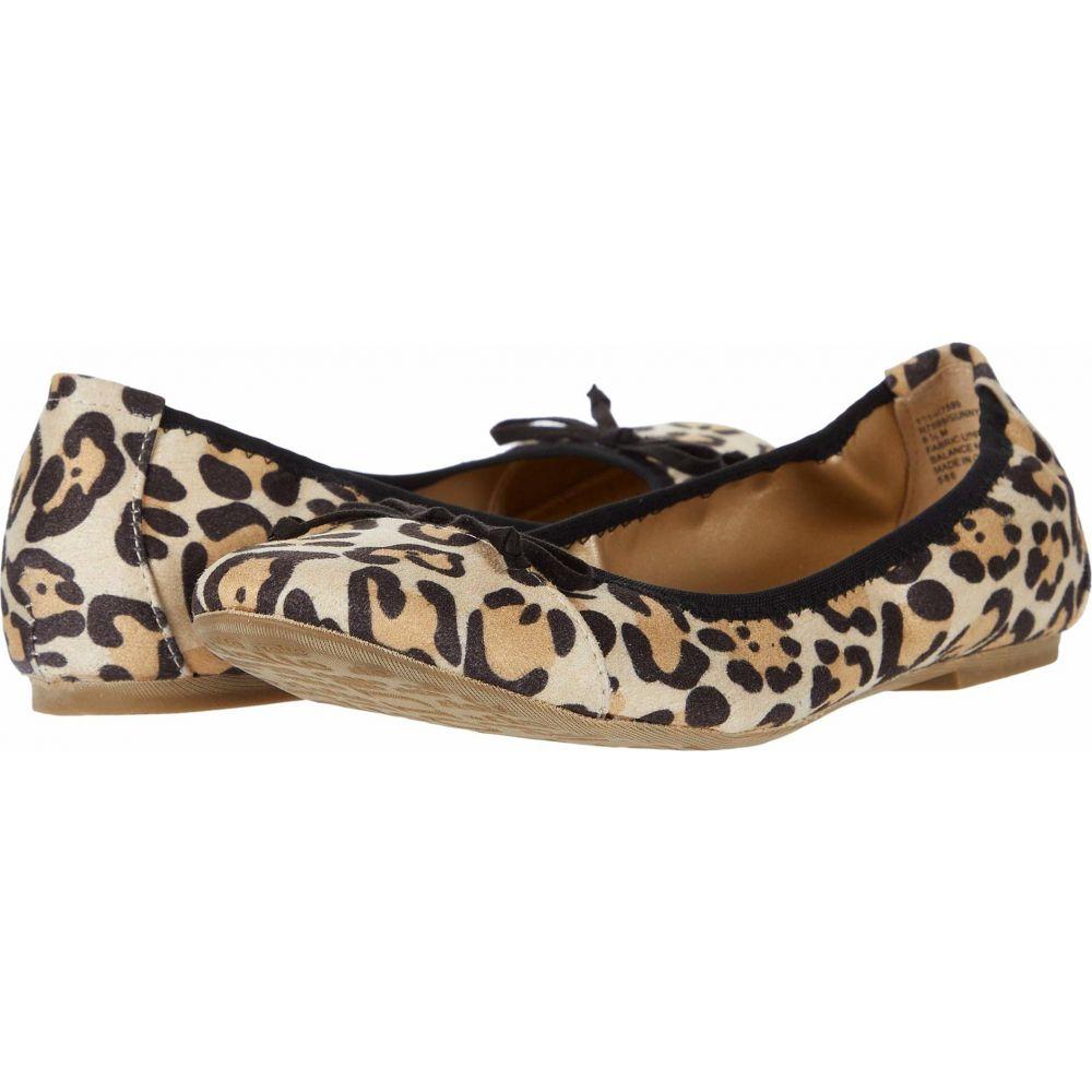 リアルト Rialto レディース スリッポン・フラット シューズ・靴【Sunnyside II】Snow Leopard Fabric