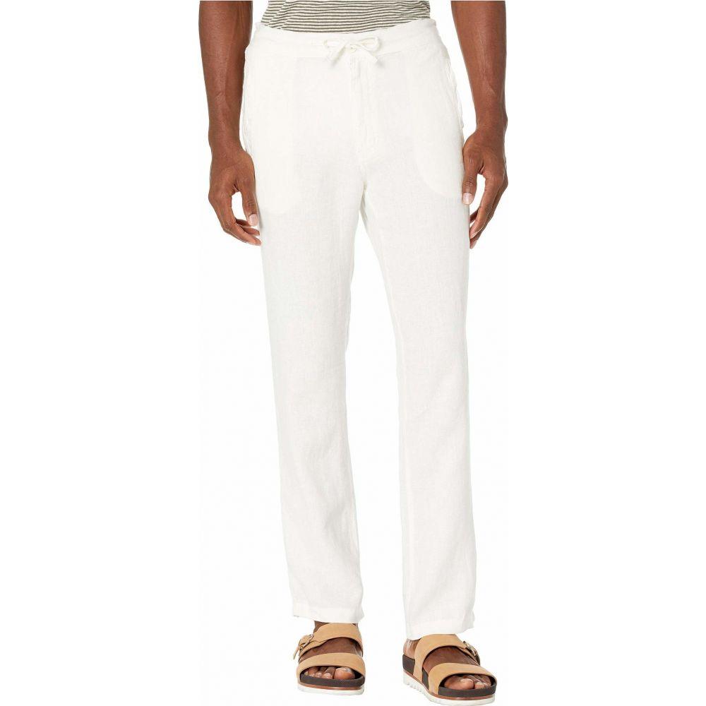 オニア onia メンズ ボトムス・パンツ 【Collin Pants】White