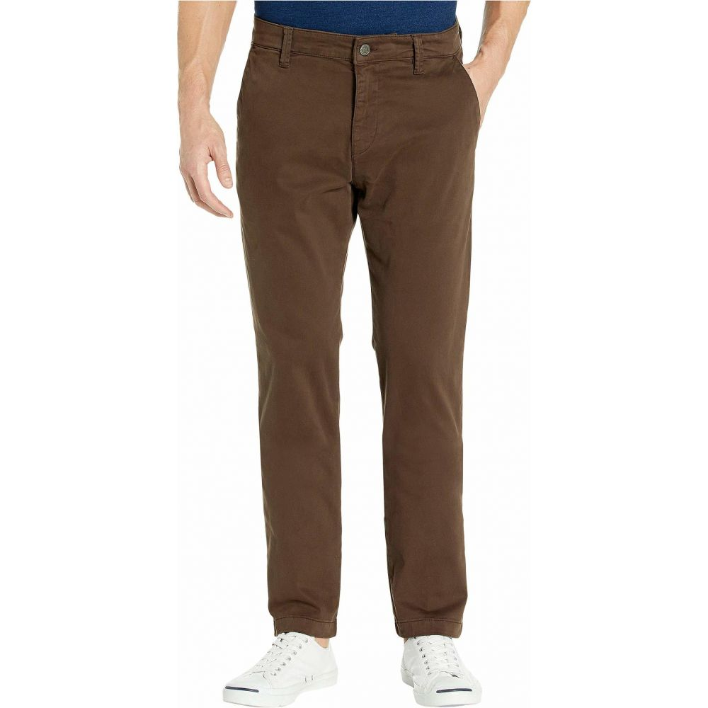 マーヴィ ジーンズ Mavi Jeans メンズ スキニー・スリム ボトムス・パンツ【Edward Twill Regular Rise Slim Straight Leg in Coffee Bean Twill】Coffee Bean Twill