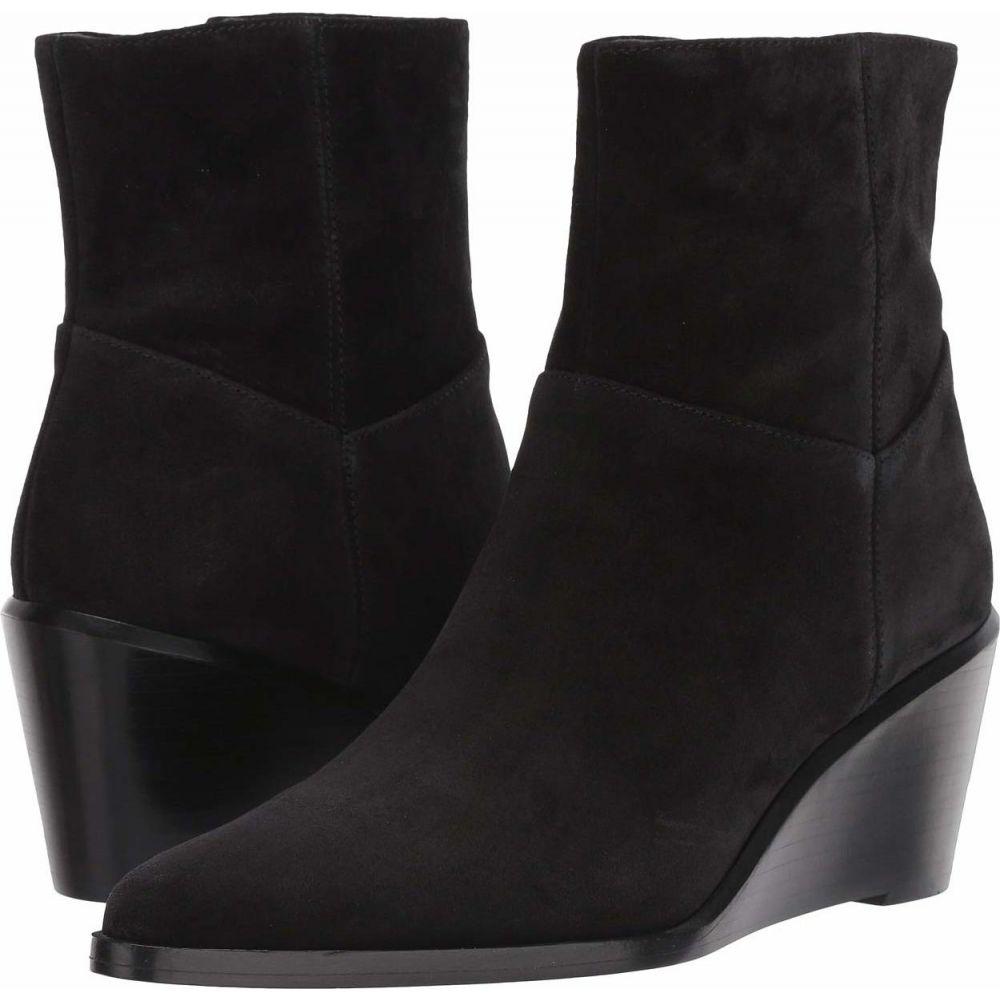 ヴィンス Vince レディース ブーツ シューズ・靴【Mavis】Black Florence Suede