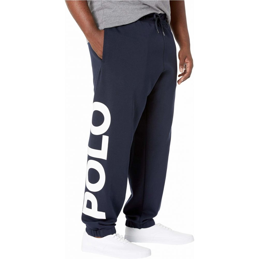 ラルフ ローレン Polo Ralph Lauren Big & Tall メンズ ジョガーパンツ ボトムス・パンツ【Double Knit Tech Jogger Pants.】Aviator Navy Multi