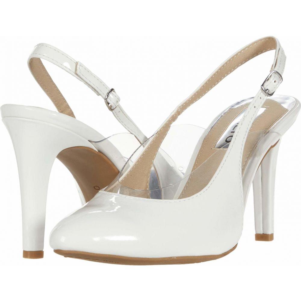 リアルト Rialto レディース パンプス シューズ・靴【Caelin】White Patent