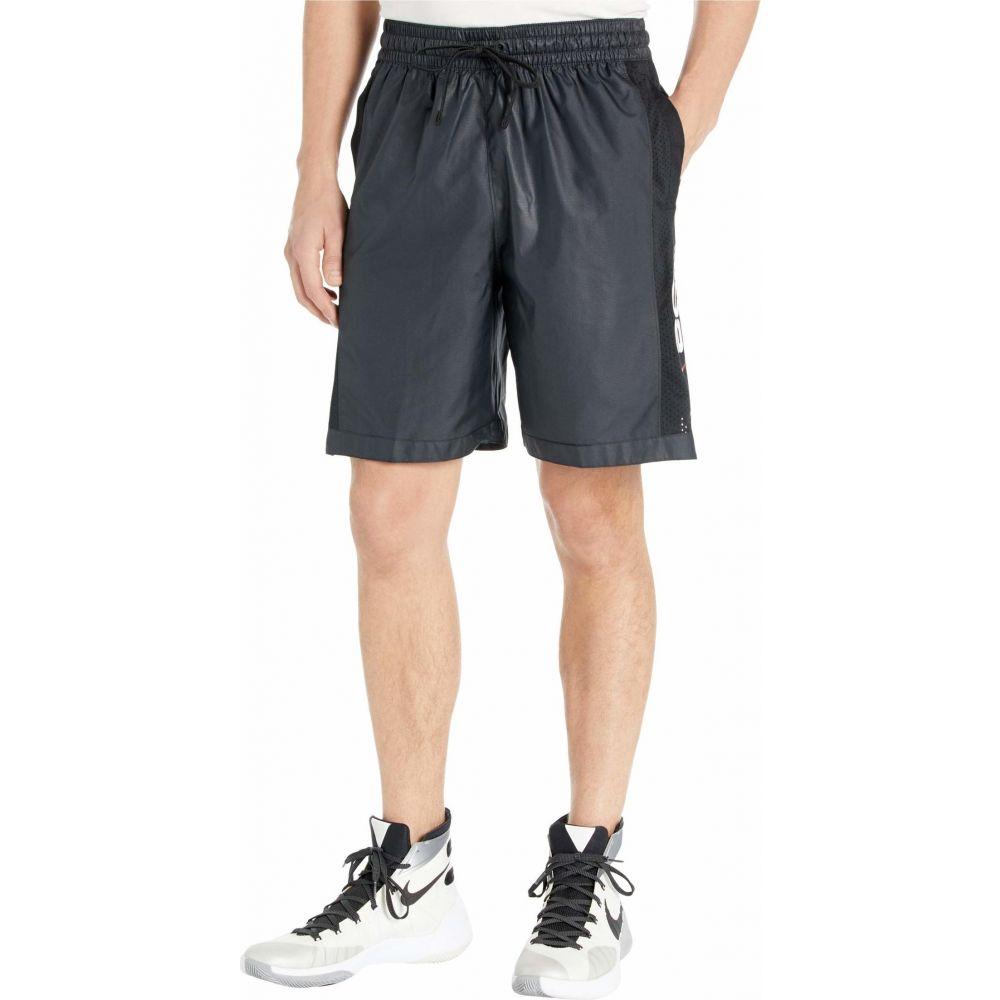 ナイキ Nike メンズ バスケットボール ショートパンツ ボトムス・パンツ【Kyrie Dry Shorts】Black/Black/Black/University Red