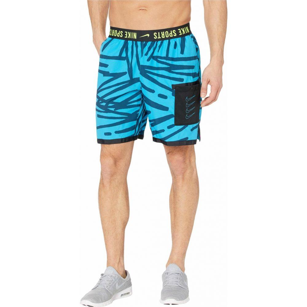 ナイキ Nike メンズ ショートパンツ ボトムス・パンツ【PX Shorts】Laser Blue/Valerian Blue/Laser Blue