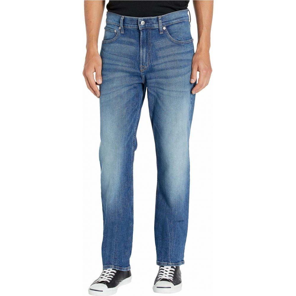 カルバンクライン Calvin Klein メンズ ジーンズ・デニム ボトムス・パンツ【Relaxed Straight Fit】Piels