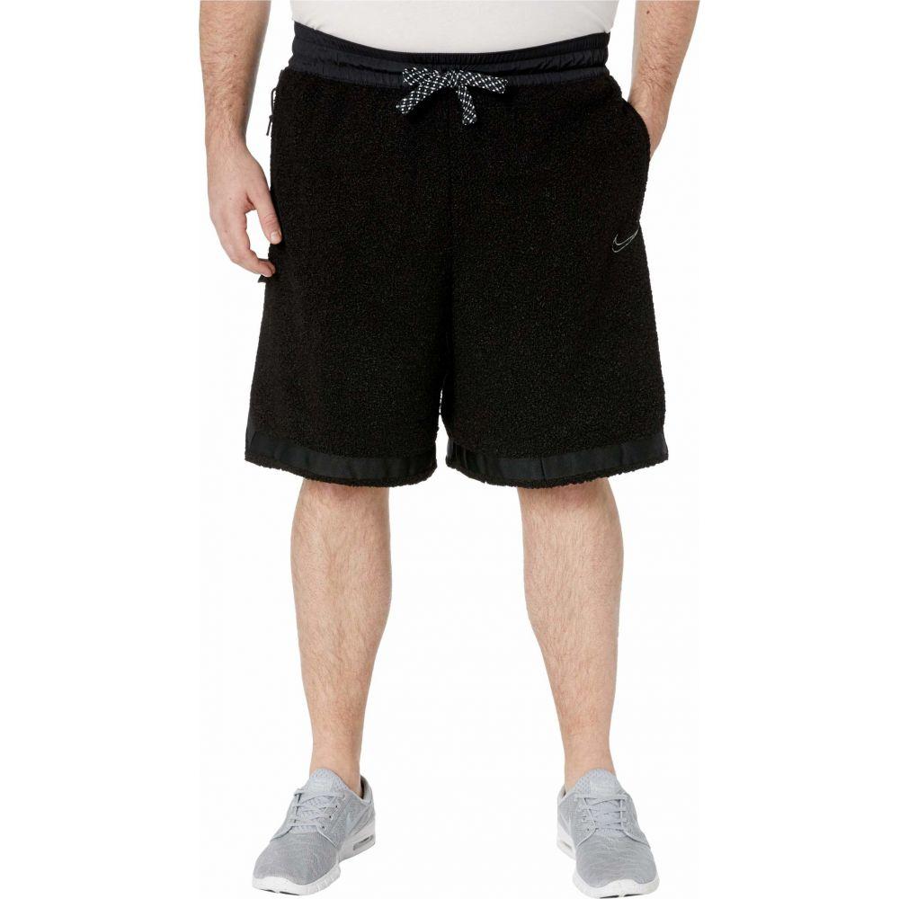 ナイキ Nike メンズ ショートパンツ 大きいサイズ ボトムス・パンツ【Big & Tall Cozy DNA Shorts】Black/Smoke Grey