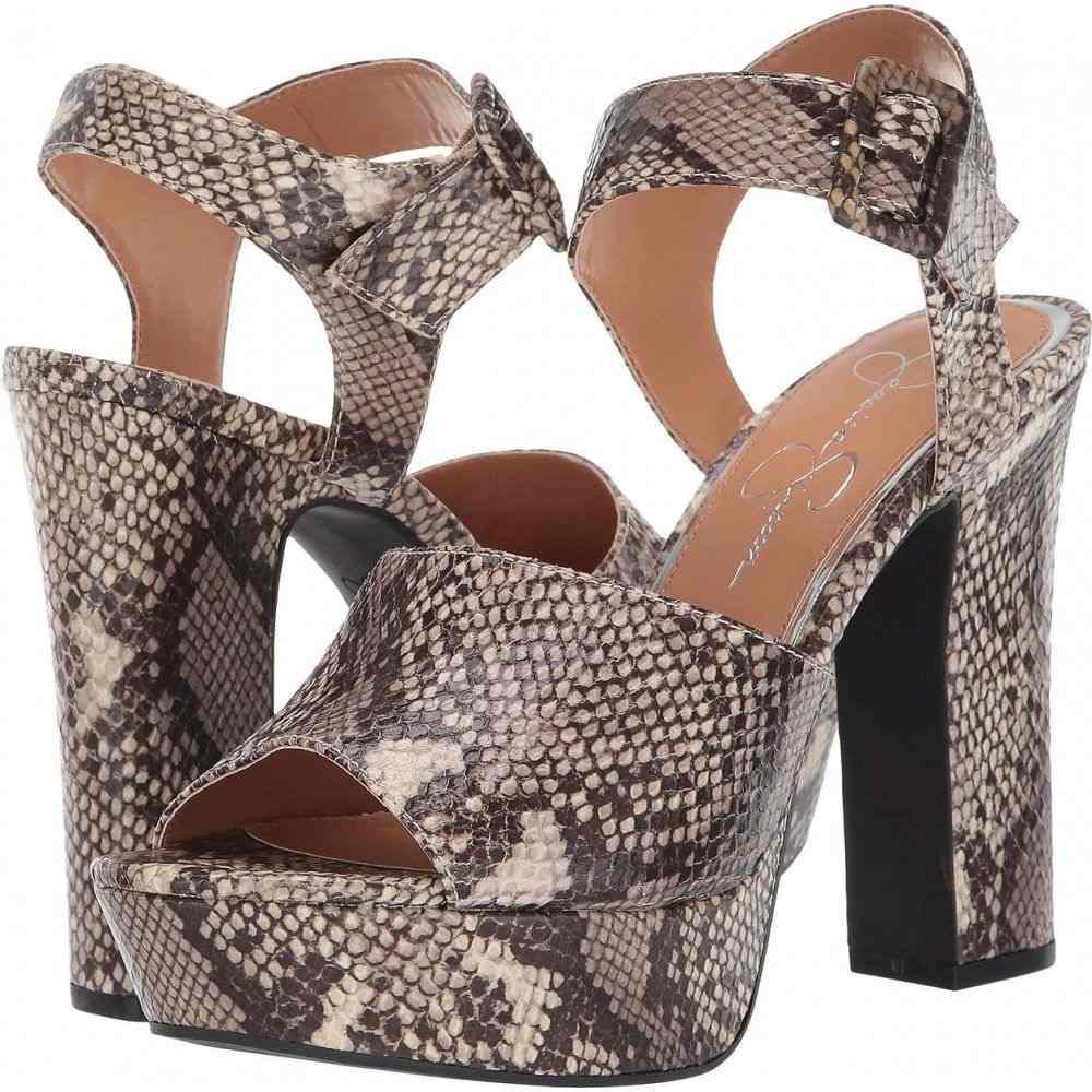 ジェシカシンプソン Jessica Simpson レディース サンダル・ミュール シューズ・靴【Naenia】Neutral