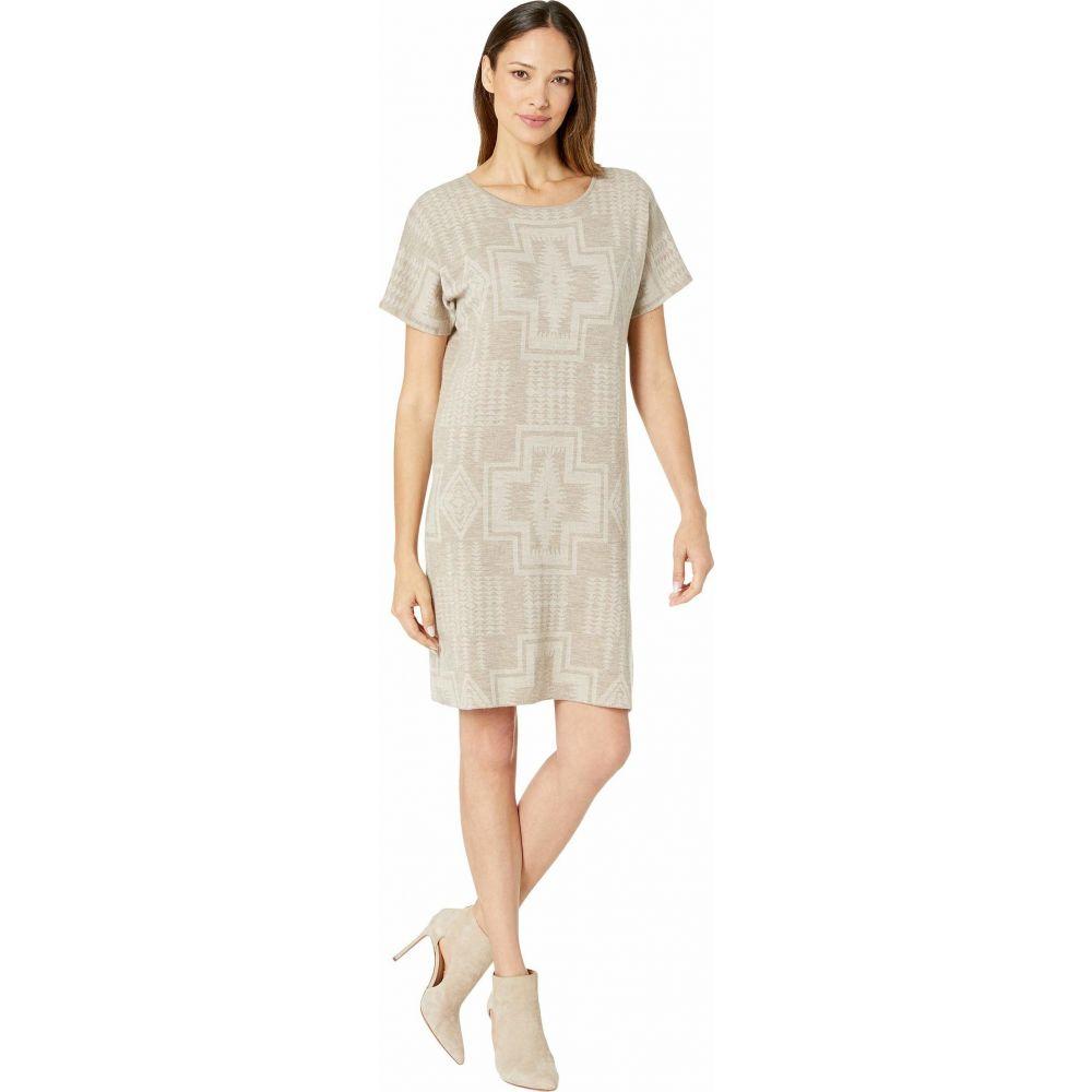 ペンドルトン Pendleton レディース ワンピース ワンピース・ドレス【Harding Sweater Dress】Taupe/Sandshell