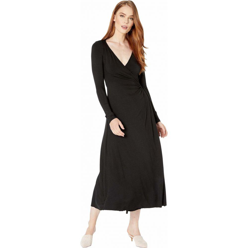 レイチェル パリー Rachel Pally レディース ワンピース ワンピース・ドレス【Jersey Mid-Length Harlow Dress】Black